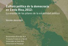 Cultura Política de la Democracia en Costa Rica 2012