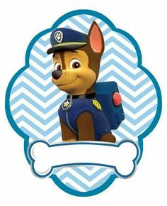 Paw Patrol Girls bottle cap magnets cupcake toppers Everest Skye Nick Jr