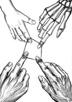 Pablo Barrio Tena: (hu)Manos y cuerdas Peace, Ropes, Hands, Sobriety, World
