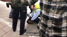 إخراج شاب أسود من القطار في ألمانيا يشعل مواقع التواصل الاجتماعي عنصرية أم تطبيق للقانون؟