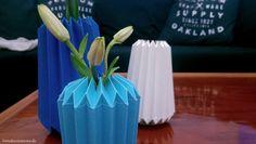 Origami Vase 21
