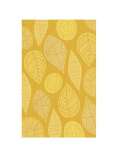 Foliage by Smudge Design for Minted