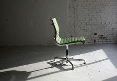 Eames in green