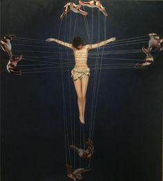 Balance (110 X 122 cm)