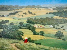'God's Country' by John Sloane