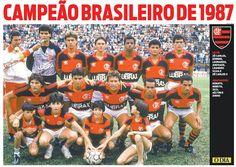 Barroso libera para julgamento no STF recurso do Flamengo reivindicando título de 1987