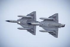 French Armée de l'Air Dassault Mirage 2000s. photos Armée de l'Air