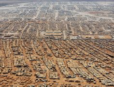 Zaatari refugee camp has grown from almost nothing to a population of more than 140,000 in a year, as refugees pour in from neighbouring Syria