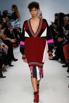 There's a new look at Emilio Pucci for Fall 2016