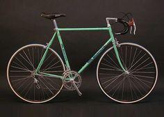 beautiful vintage bike