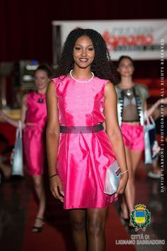 """""""Only Woman"""" è il nome della collezione presentata da Cristina Mocchiutti a… Vanity, Dresses, Women, Fashion, Vanity Area, Lowboy, Gowns, Moda, Women's"""