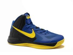 info for 54e74 165ef Nike Zoom Hyperfuse 2012 Game Royal Black University Gold,Style  code 525018-400
