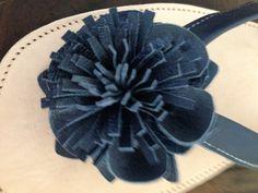 Produktion Leder Flip-Flop Kollektion Kissed by Style