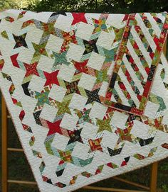 30 Off Coupon Code  Quilt Pattern   Twisting by LittleLouiseQuilts, $9.00