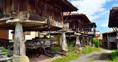 Los hórreos de Asturias, un sueño en el aire - Blog turístico de Asturias