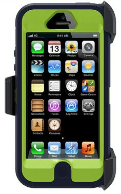 We carry Otterbox cases for the iPod, iPhone and iPad in our store. Come check us out at     445 Western BLVD  Suite K  Jacksonville NC