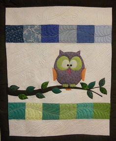 free owl quilt patterns | Quilt Patterns