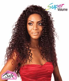 Luxe Beauty Supply - Isis Red Carpet Lace Wig - Super Ella  (http://www.lhboutique.com/isis-red-carpet-lace-wig-super-ella/) #luxebeautysupply #wigs #IsisBrownSugar #SyntheticLaceFrontWigs #LaceFrontWigs