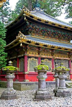 Tosho-gu in Japan | Stunning Places #Places