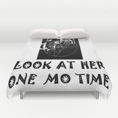 Grrr!!! Duvet Cover by Christa Bethune Smith, Cabsink09 - Queen $99.00 ... also King Size $129.00