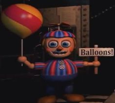five nights at freddy's 2 balloon boy voice attempt Five Nights At Freddy's, Fnaf Jumpscares, Freddy 3, Scary Games, Sister Location, The Balloon, Me On A Map, Mickey Mouse, Youtube