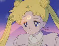 Usagi Tsukino from the 90s Sailor Moon anime