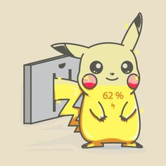 CHARGE T-Shirt $11 Pikachu tee at RIPT today only!