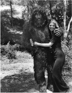 Bigfoot and the bionic woman?