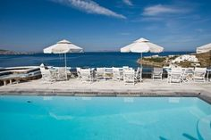 Apartment in Tourlos, Greece. Our apartments are 2km away from Mykonos town.There is close bus station, mini market, free parking space, a Greek tavern and a pool bar-restaurant in our swimming pool with sea view, where you can have breakfast, lunch or dinner all in very speci...