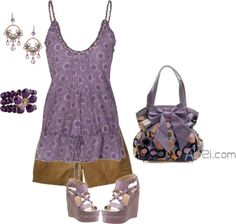 """""""purple"""" by yiannab on Polyvore"""