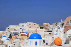 Can you guess where in #Greece this beautiful picture is taken? Take a guess and we'll send you a #Tangerine Travel ball!