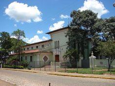 Grupo Escolar Rubião Jr, fundado em 1903