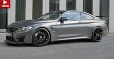 BMW M4 GTS Boosted To 615 PS By G-Power