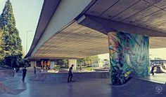 WJ Skatepark & Urban Plaza in Eugene, OR