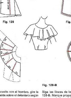 Sensational Tips Sewing Pattern Ideas. Brilliant Tips Sewing Pattern Ideas. Dress Sewing Patterns, Sewing Patterns Free, Sewing Tutorials, Clothing Patterns, Bodice Pattern, Collar Pattern, Techniques Couture, Sewing Techniques, Sewing Collars
