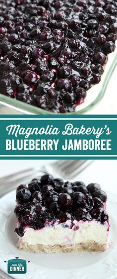 Copy Cat Recipe of Magnolia Bakery Blueberry Jamboree. A bright, delicious flavo. , Copy Cat Recipe of Magnolia Bakery Blueberry Jamboree. A bright, delicious flavors come together to make a beautiful and memorable blueberry dessert t. Summer Dessert Recipes, Easy Desserts, Easter Recipes, Fruit Deserts Recipes, Breakfast Recipes, Awesome Desserts, Mexican Breakfast, Sweet Breakfast, Healthy Desserts