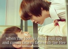 To the Beautiful You. My fave kdrama!