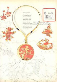 42 best trifari ads images vintage jewelry jewelry ads period All-New X-Men Costumes trifari ad 1970 s 1972 ming collection coral gold asian oriental chinese jewellery advertising jewelry ads