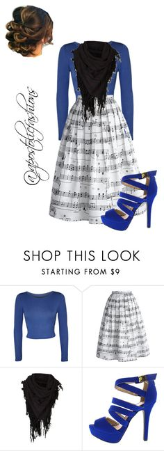 """""""Apostolic Fashions #1112"""" by apostolicfashions ❤ liked on Polyvore featuring WearAll, Chicwish and AllSaints"""