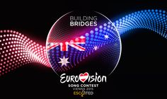 Eurovision 2015 :: Vienna Austria :: Decoration - Building Bridges: Country Flags available for all countries for download | ESCunited.com