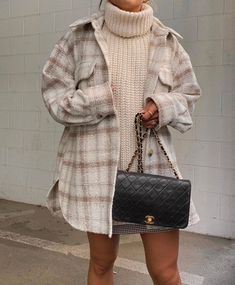 Winter Fashion Outfits, Fall Winter Outfits, Look Fashion, Autumn Winter Fashion, Fashion Black, Fall Fashion, Baggy Jeans Damen, Textiles Y Moda, Mode Ootd