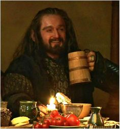 "Thorin and his ""cup"""