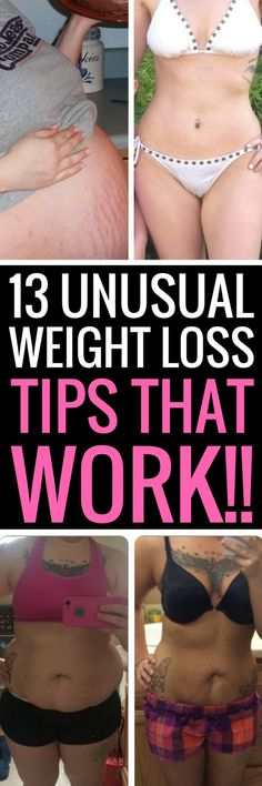 13 crazy easy ways to lose weight fast.
