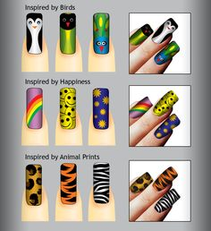 How To Do Nail Designs | How To Do Cheetah Print Nail Designs