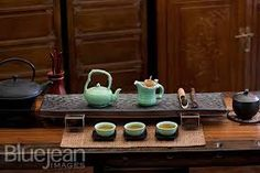 chinese tea room - Google Search
