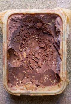 Recipe: Mexican Chocolate and Almond Ice Cream — Dessert Recipes from The Kitchn | The Kitchn