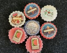 Yankee & Bridgewater Candle Tarts Lot of 7 Assorted Scents Factoy Sealed in Home & Garden, Home Décor, Candles | eBay