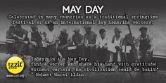 May Day -  #celebrate #newday #tradition #spring #international #holiday #festival #gratitude #civilization