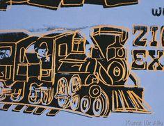 Andy Warhol - Train, 1983