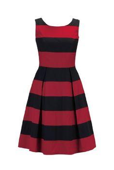 eShakti Women's Show your stripes A-line dress XS-2 Regular Crimson/black eShakti,http://www.amazon.com/dp/B00IRZMWWY/ref=cm_sw_r_pi_dp_BLKgtb0QBB2AMVRJ